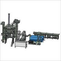 LB-1000 Asphalt Mix Plant