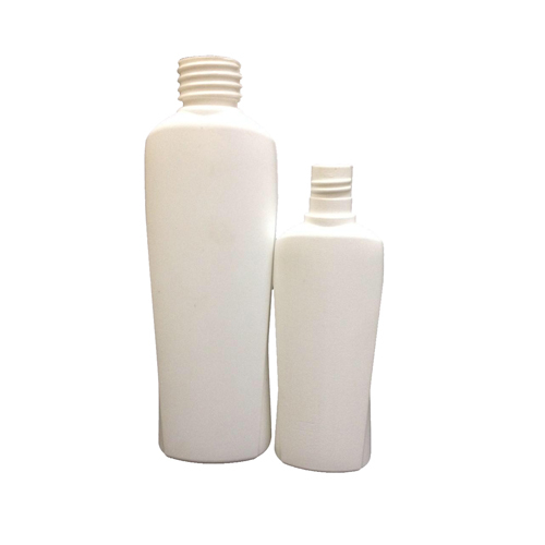 Plastic Cosmetics Bottle