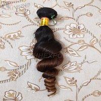 Natural Remy Bulk Indian Human Hair Extension