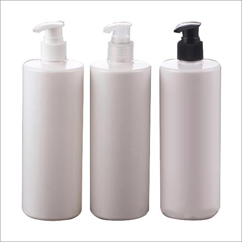 Plain Plastic Shampoo Bottles