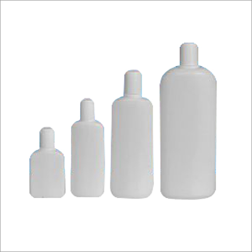 Plain Shampoo Bottles
