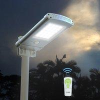 1000 Lumens Fully Automatic LED Solar Street Light