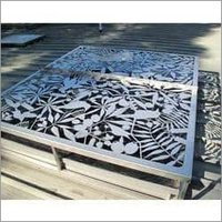 Stainless steel Metal Laser Cutting Service