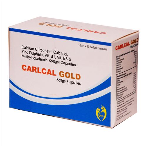 Carlcal Gold Capsules