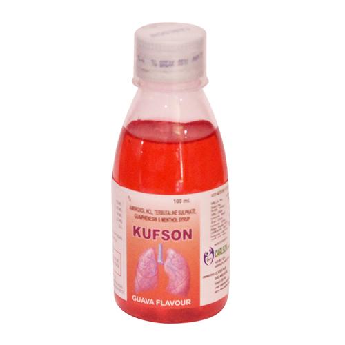 100 ML Kufson Syrup