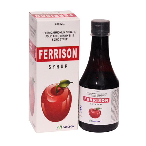 200 Ml Ferrison Syrup