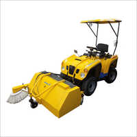 Power Sweeping Machine