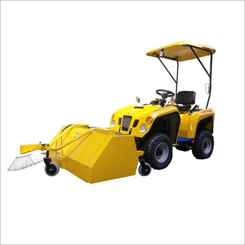 Heavy Duty Vacuum Sweeper Machine