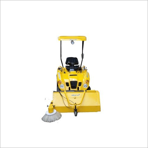 Industrial Power Sweeper
