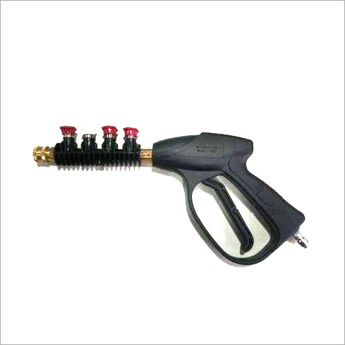 4 Nozzle Car Wash Gun Supplier 4 Nozzle Car Wash Gun Exporter India