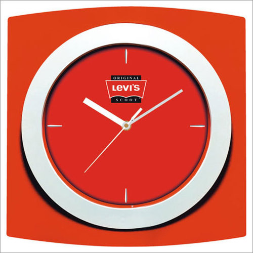 Glass Wall Clocks