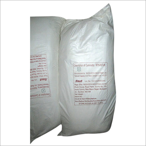 Full Flated Soya Flour