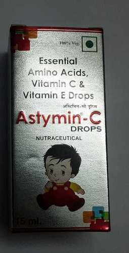 Essential amino acids vitamin c vitamin e drop