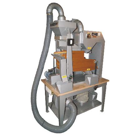 Air Screen Cleaner Type Seed Grader