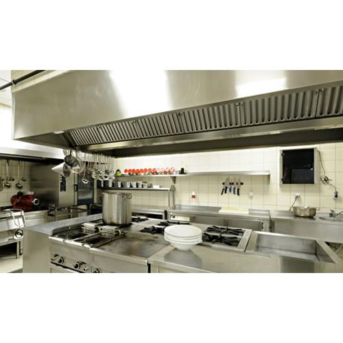 Commercial Air Kitchen Ventilator