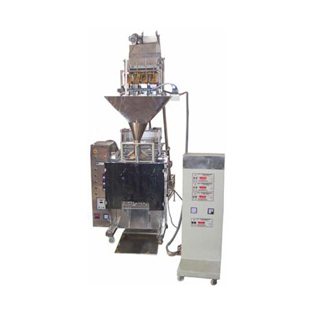 Collar Type Automatic Form Fill Seal Machine
