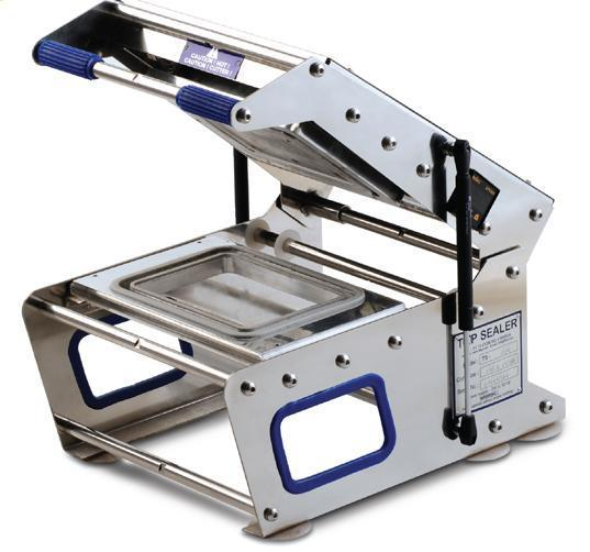 Multi compartment Tray Sealer