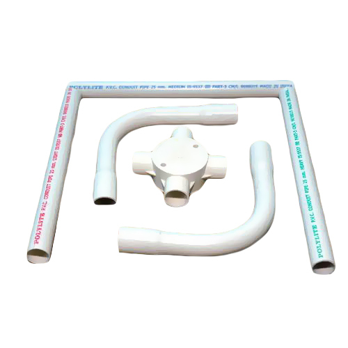 Tough Structure PVC Conduit Pipe in punjab