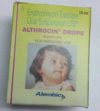 Erythromycin estolate oral  suspension
