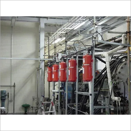 Fire Tubing System