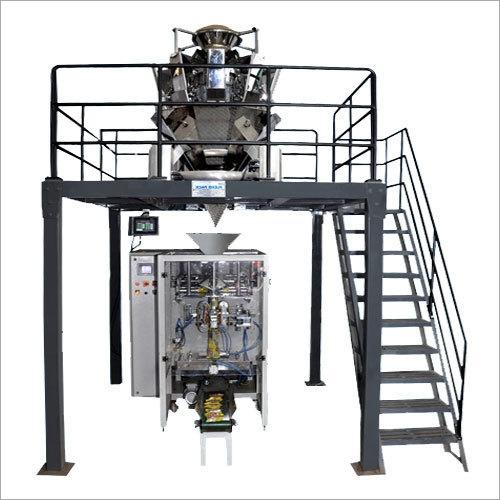 Multihead Load Cell Machine