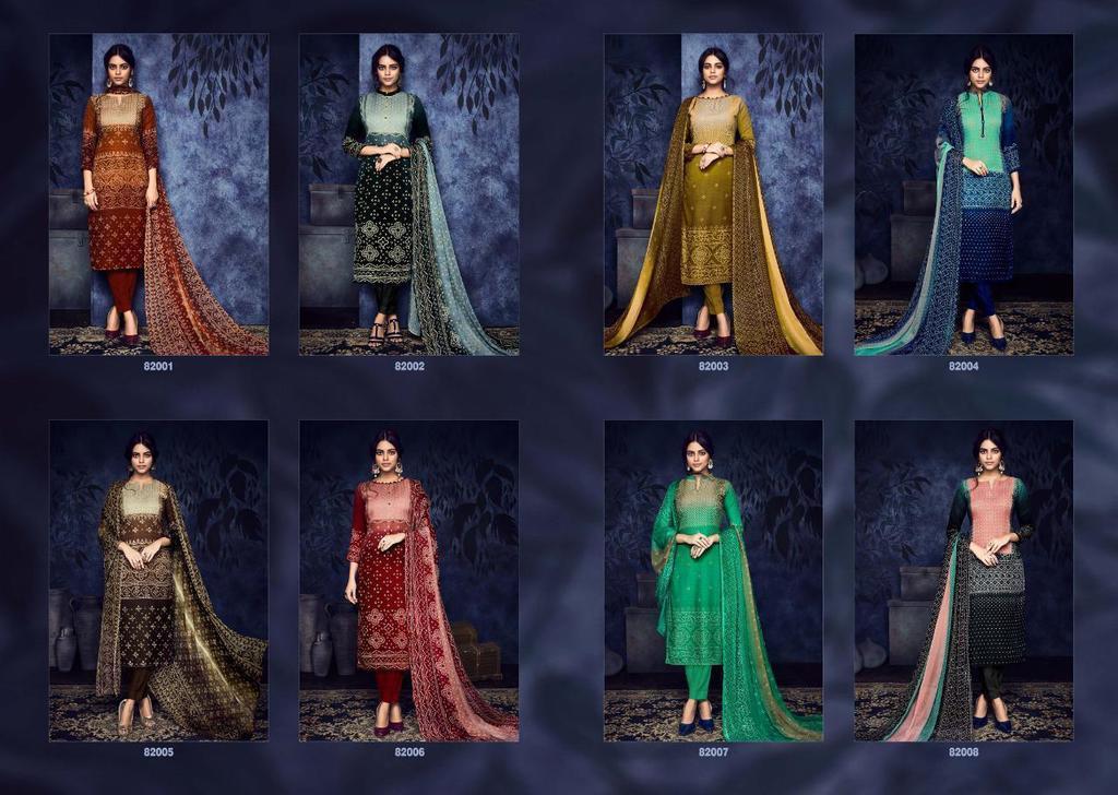 Bandhani Suits