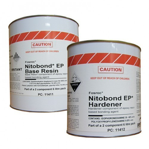 epoxy based bonding agent