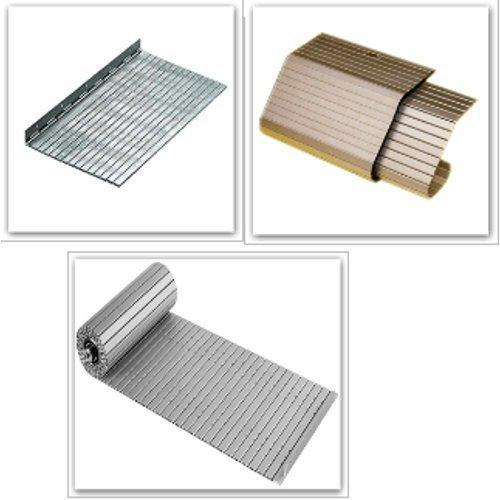 Aluminium Apron Covers