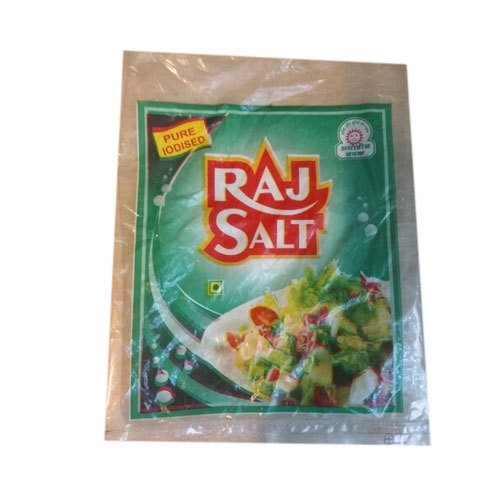 White Iodized Salt
