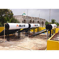 Industrial Solar Water Heaters