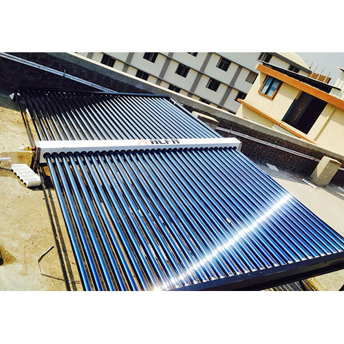 Low Pressure Mini Solar Water Heater