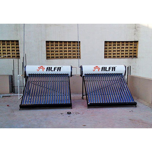 Alfa Domestic Solar Water Heater