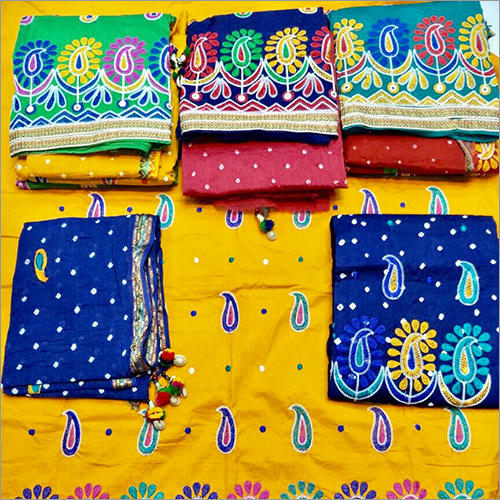 Kutchhi Heavy Embroidery Work Suits