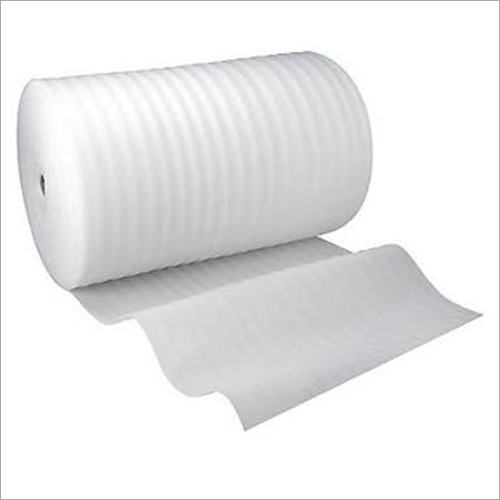 White Foam Roll
