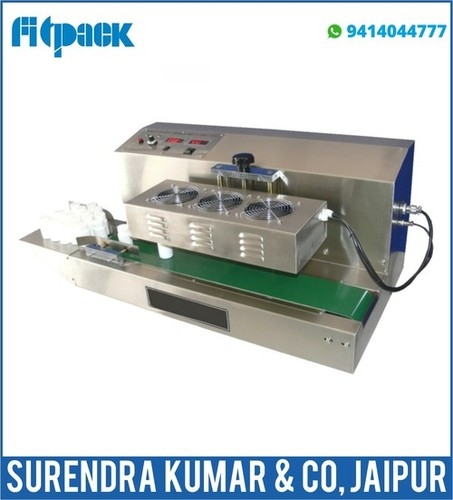 Conveyor Induction Sealer Machine