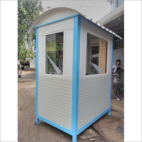 Modular FRP Security Cabin