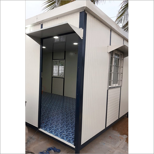 PUF Insulated office Container