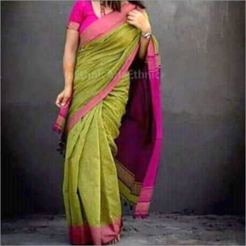 Ladies Khadi Sarees