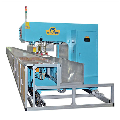 Movable Track Type Auto High Frequency Welding Machine