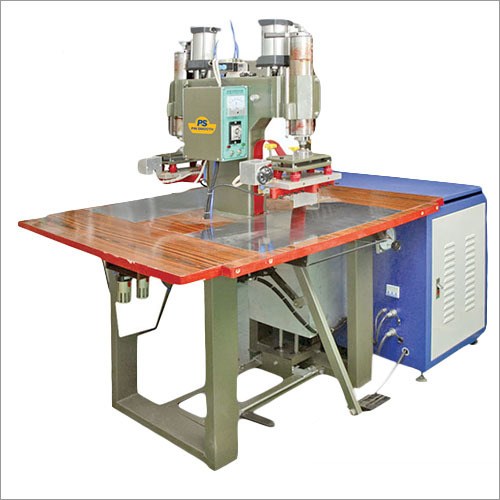 Pneumatic Driven High frequency Welding Machine