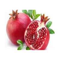 Organic Fresh Red Pomegranates