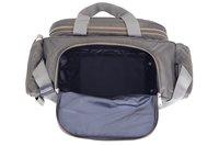 Hard Craft Unisex Nylon Multiple Pockets and Roller Wheels Duffle Bag