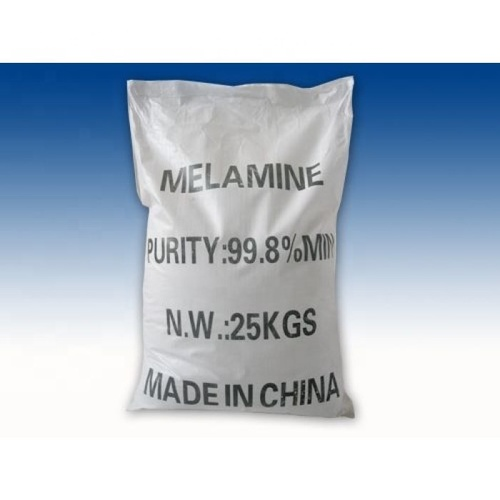 99.8 White Powder Melamine