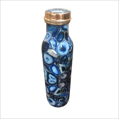Leak Proof Printed Copper Water Bottle