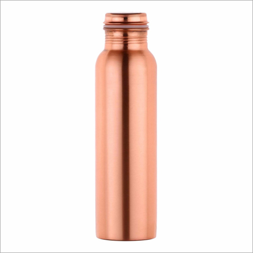 Decorative Copper Bottle