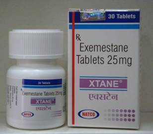 Exemestane Tablets