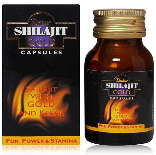 Shilajit Gold Capsule