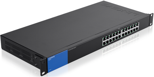 Linksys UnManaged Gigabit Gigabit Switches 24-port