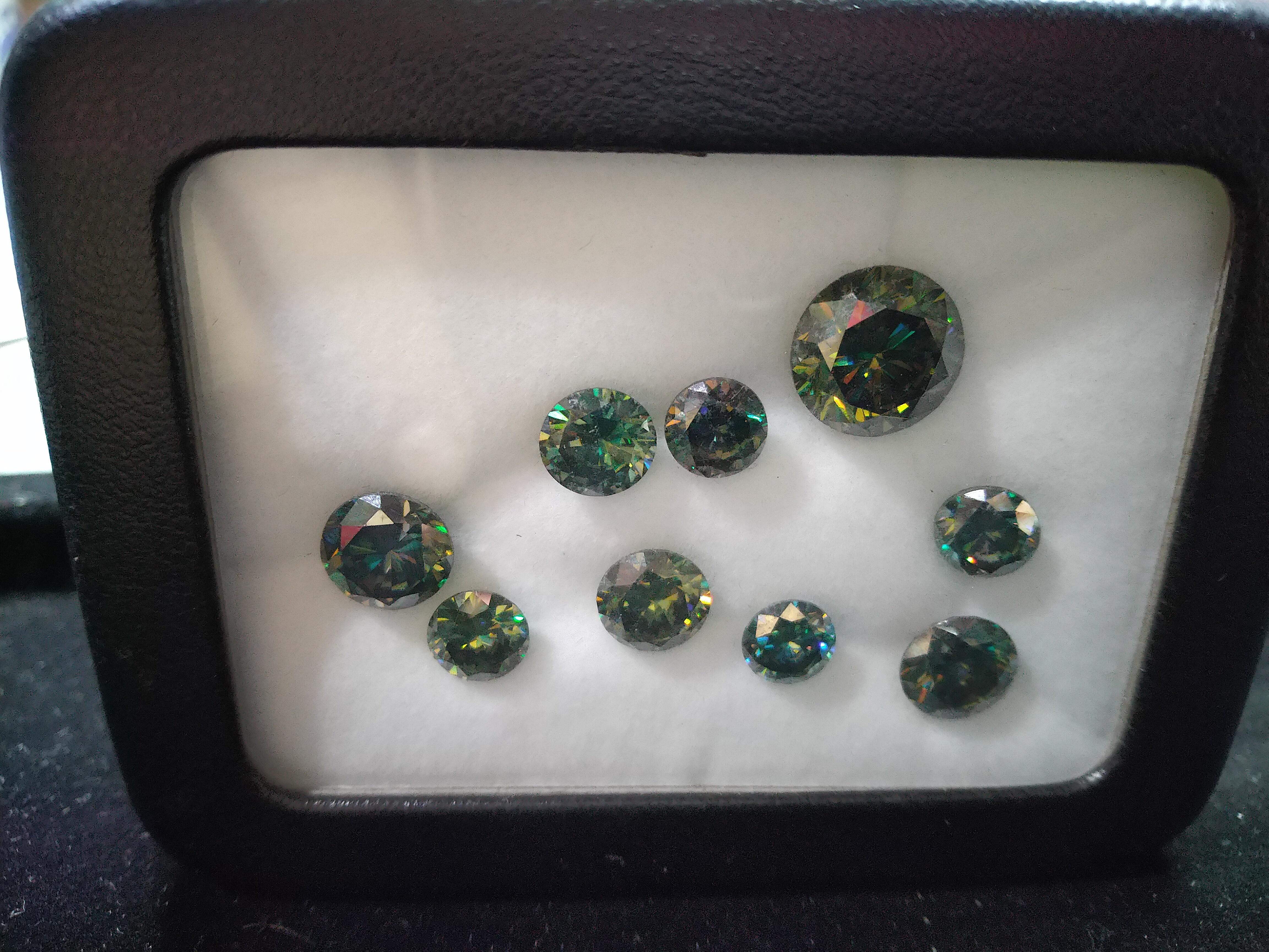 SYNTHETIC DIAMONDS