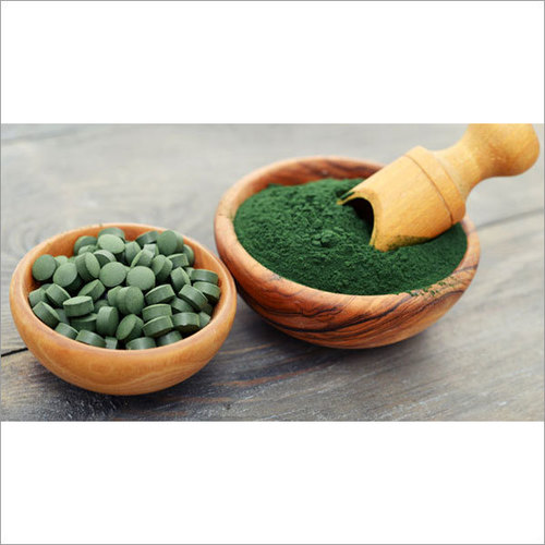 Spirulina Powder & Tablets